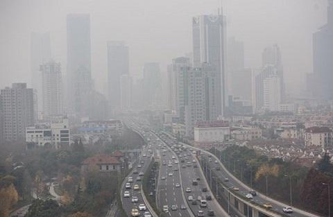 Đóng cửa trường vì ô nhiễm