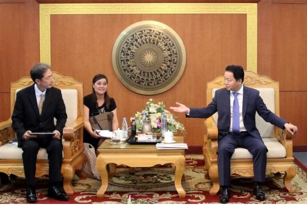 Thúc đẩy hợp tác Nhật - Việt trong lĩnh vực quản lý ô nhiễm không khí tại Việt Nam