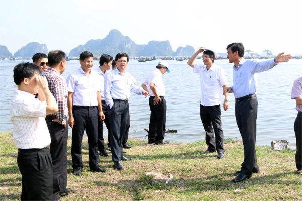 Thứ trưởng Trần Quý Kiên: Bảo vệ môi trường biển là bảo vệ cuộc sống của chúng ta