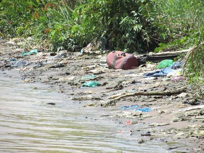 Cần Thơ sẽ sử dụng thuyền thu gom rác tự động trên sông