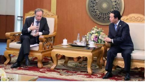 EU đề xuất Việt Nam tham gia Công ước về bảo vệ và sử dụng các nguồn nước xuyên biên giới
