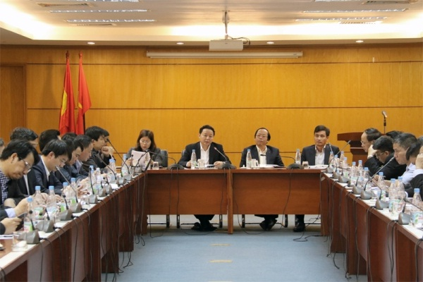 Bộ trưởng Trần Hồng Hà: Hợp tác quốc tế phải thể hiện được vai trò của Việt Nam trong quá trình hội nhập