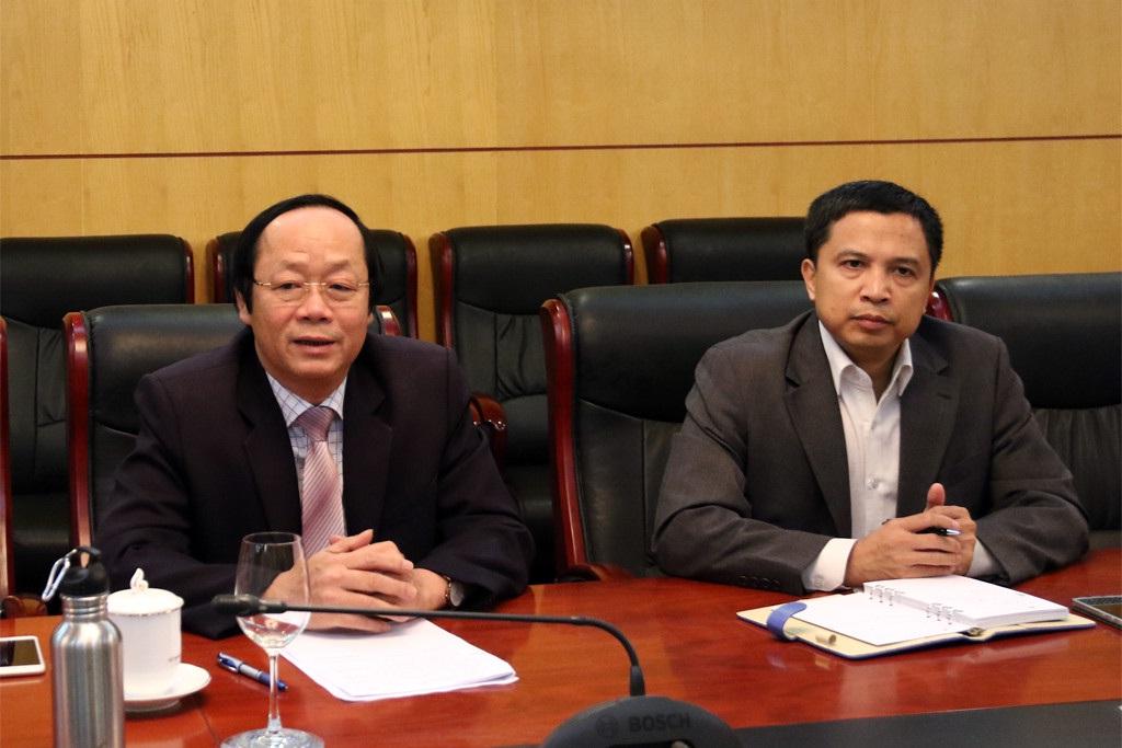 Tăng cường hợp tác với Nhật Bản trong các lĩnh vực TNMT