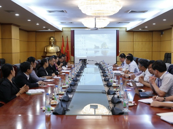 Tiếp tục triển khai Biên bản ghi nhớ hợp tác Việt – Lào trong lĩnh vực TN&MT