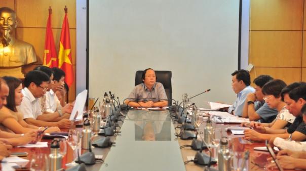 Khẩn trương chuẩn bị tốt các khâu tổ chức Hội nghị toàn quốc về quản lý chất thải rắn