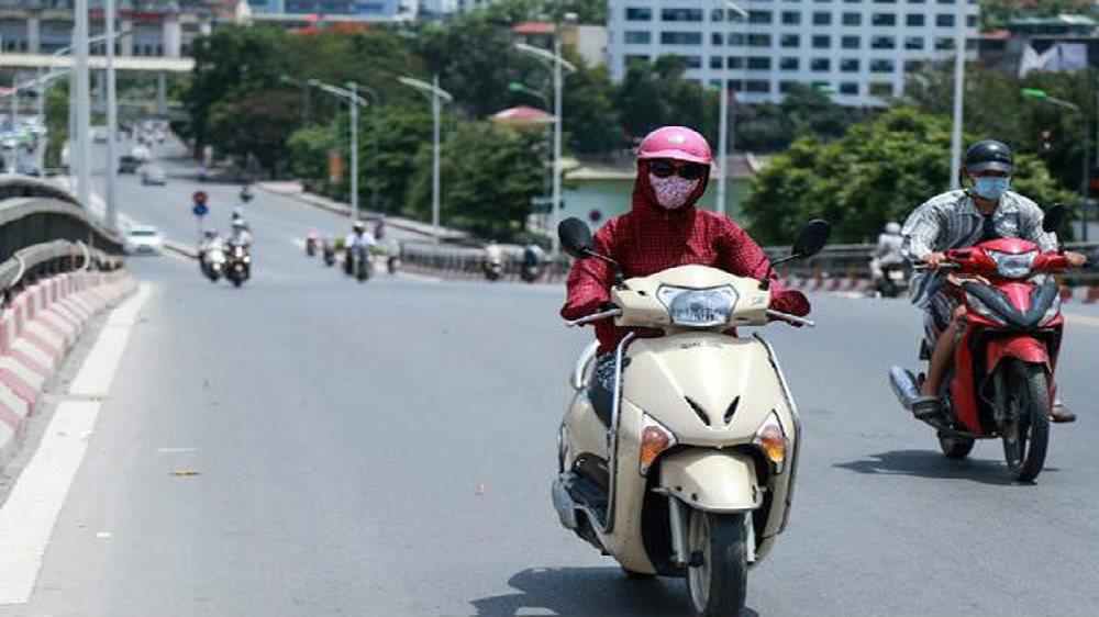 Dự báo thời tiết ngày 6/5/2020: Hà Nội nắng nóng gay gắt