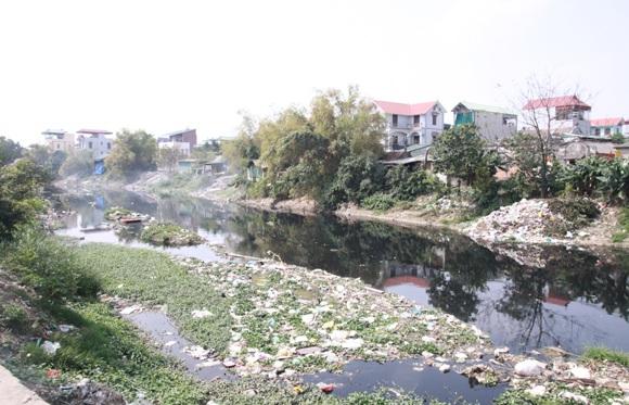 Tăng cường phối hợp xử lý ô nhiễm môi trường lưu vực sông Nhuệ - Đáy
