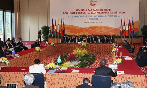 Việt Nam đề nghị các nước sử dụng bình đẳng nguồn nước Mekong